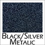1 silver metallic - Lost River knit scarf poncho