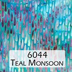 6044 Teal Monsoon