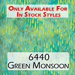 6440 Green Monsoon