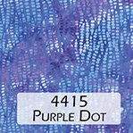 4415 Purple Dot