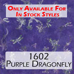 1602 purple dragonfly