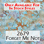 2679 Forget Me NOt