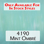 4190 Mint ombre