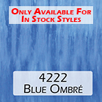 4222 Blue Ombre