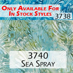 Sea Spray 3740 Trim 3738