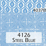 Steel Blue 4126 Trim 4037B