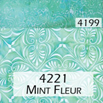 Mint Fleru 4221 Trim 4199