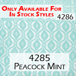 Peacock Mint 4285 Trim4286