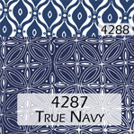 True Navy 4287 Trim 4288