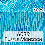 Purple Monsoon 6039 Trim 6029