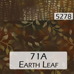 Earth Leaf 71A Trim 5278