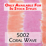 5002 coral wave