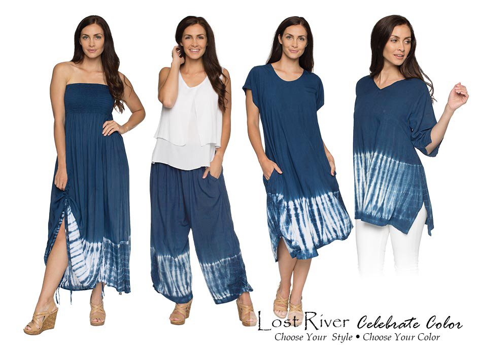 Uitgelezene Lost River Batik, Knit and Popcorn Knit Clothing RN-32